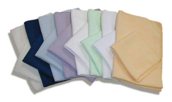 ... Microfiber Waffle Weave Dish Towel/Cloth Set